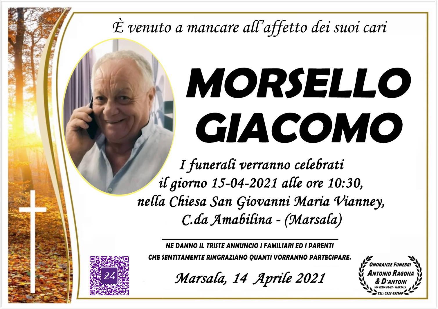 Giacomo Morsello