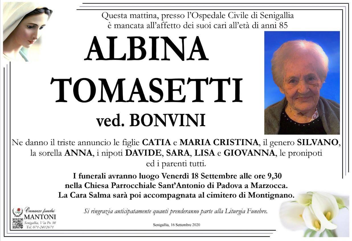 Albina Tomasetti