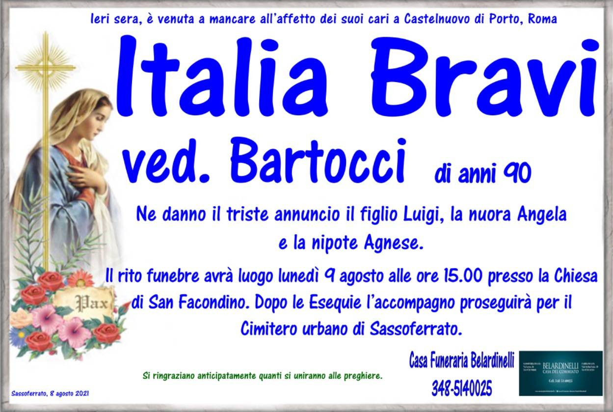 Italia Bravi