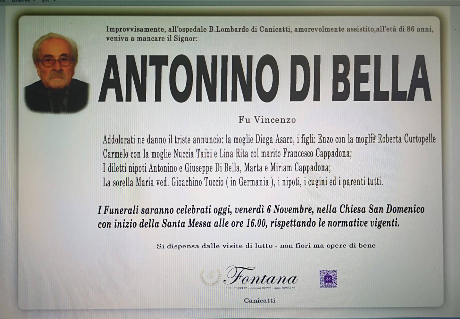 Antonino Di Bella