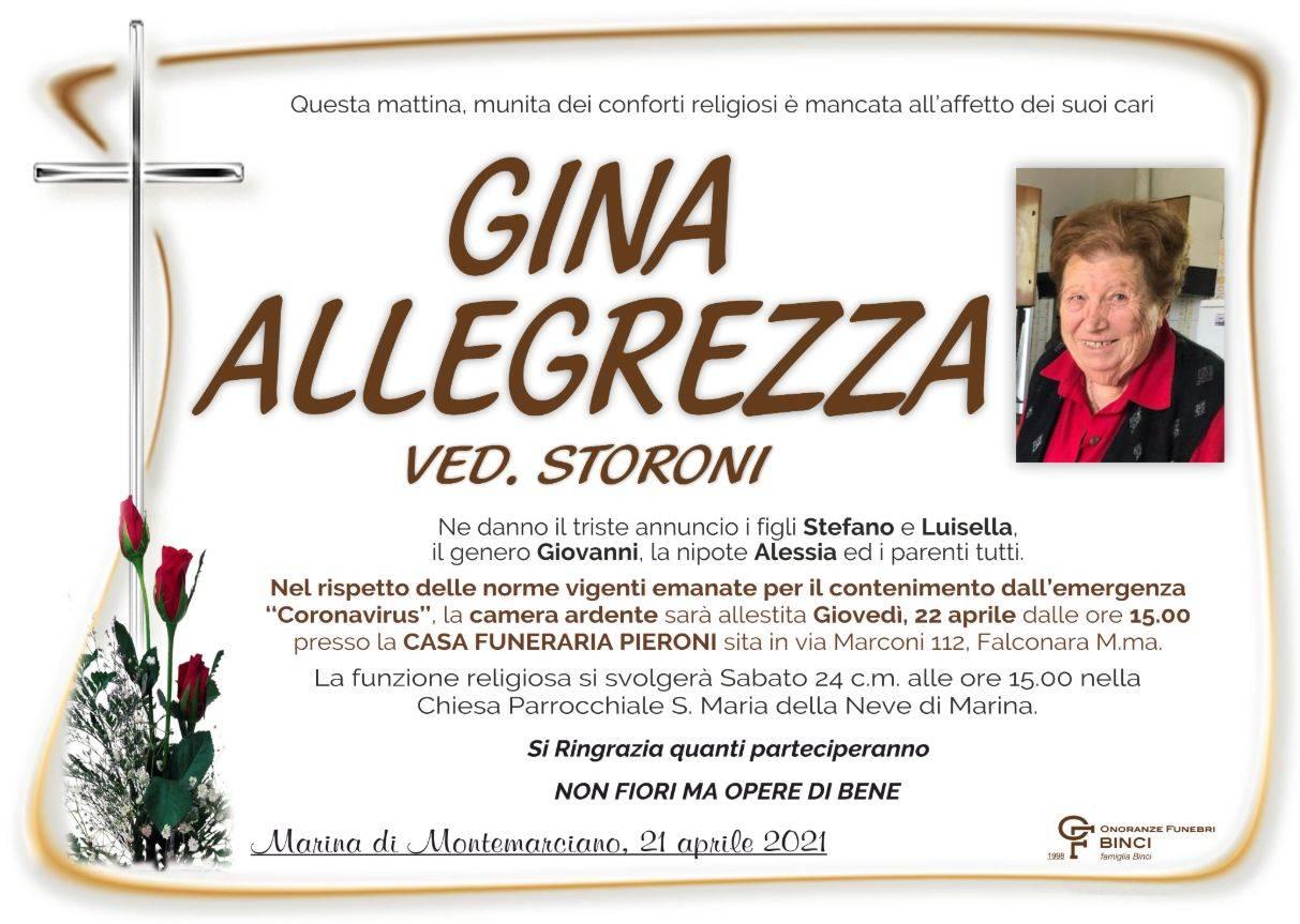Gina Allegrezza