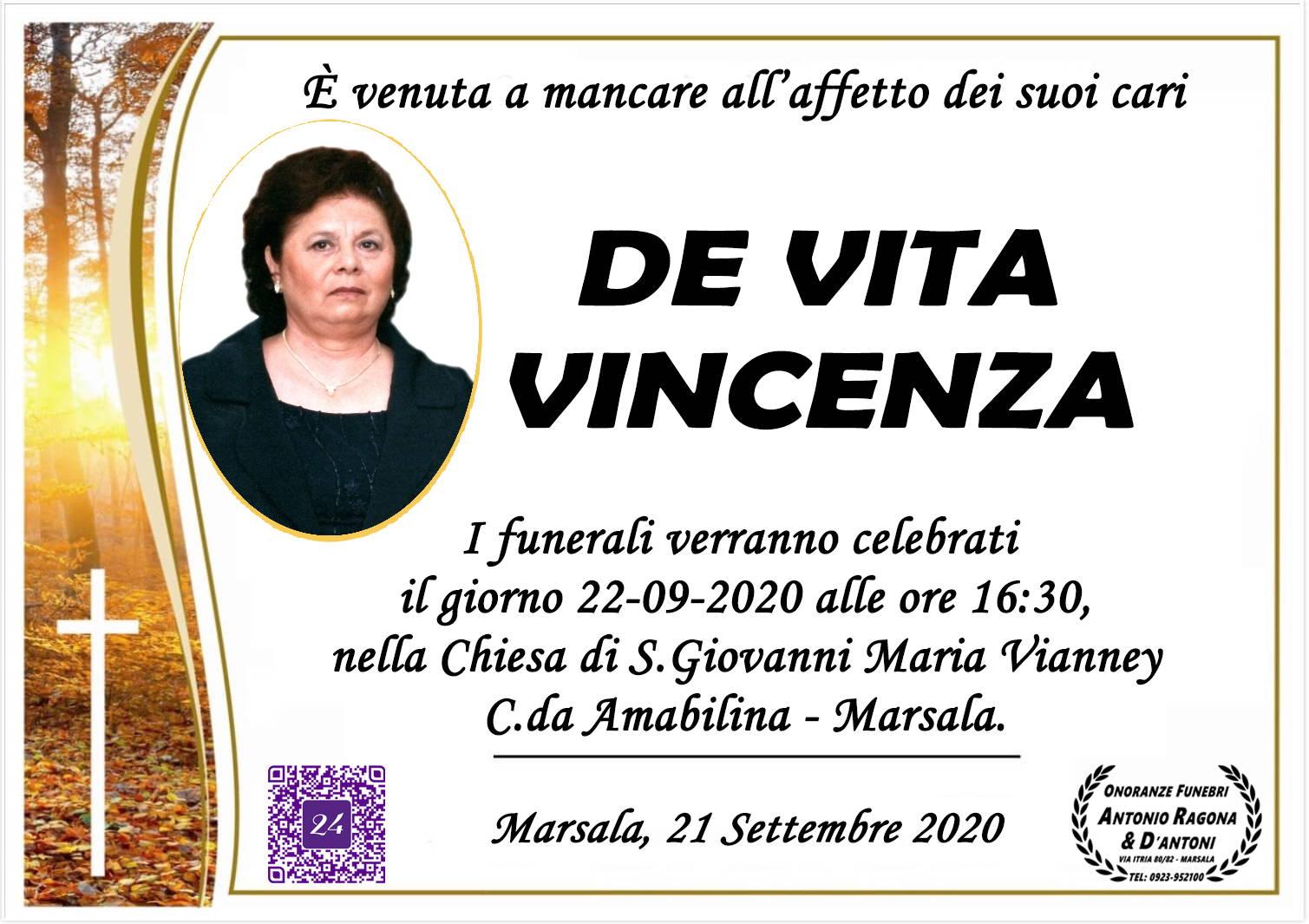 Vincenza De Vita