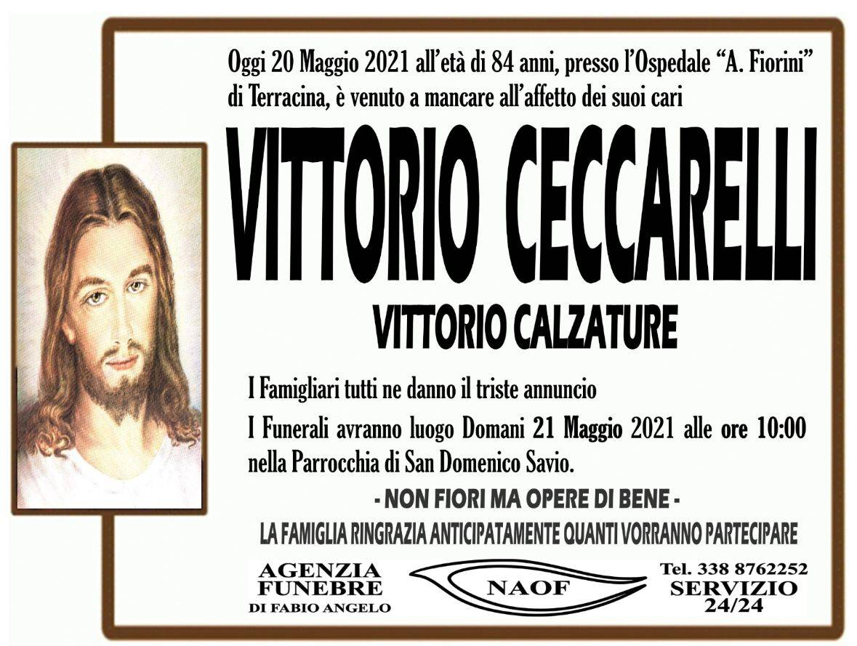 Vittorio Emanuele Ceccarelli