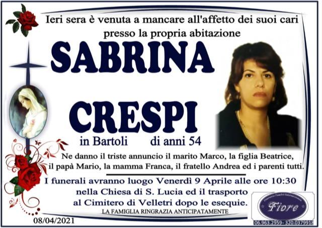 Sabrina Crespi