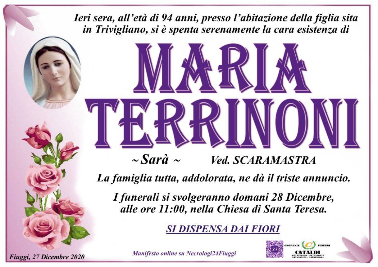 Maria Terrinoni