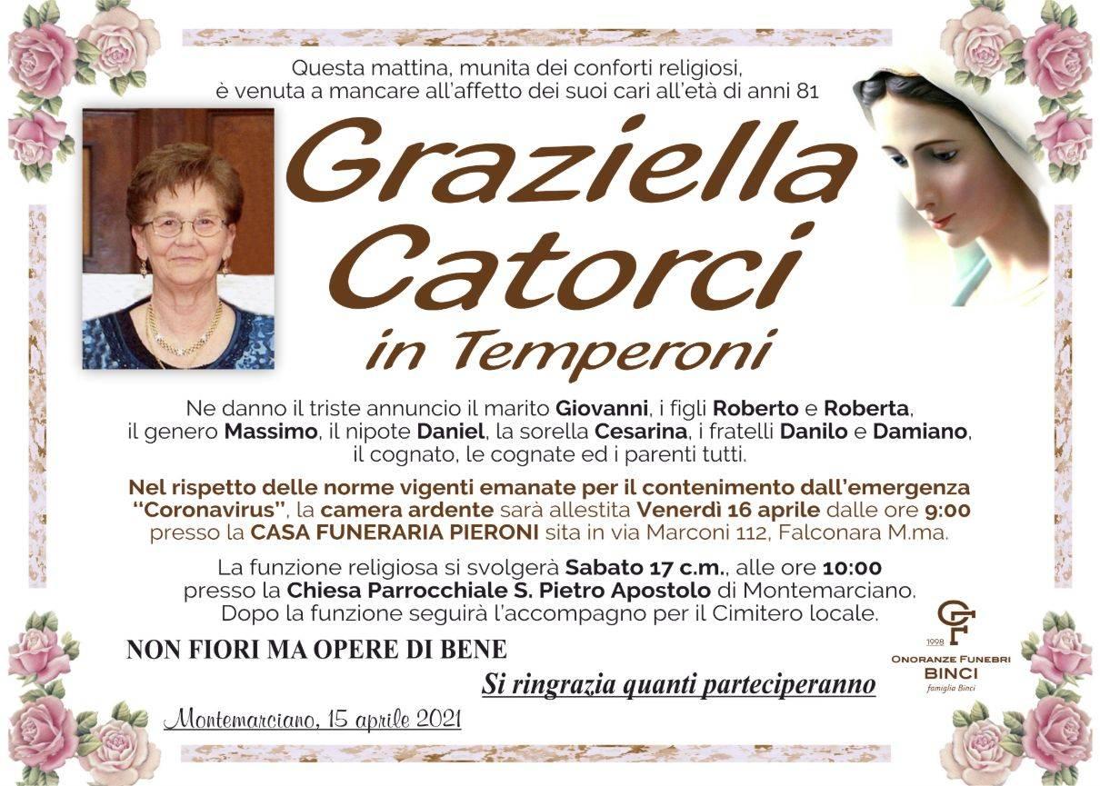 Graziella Catorci