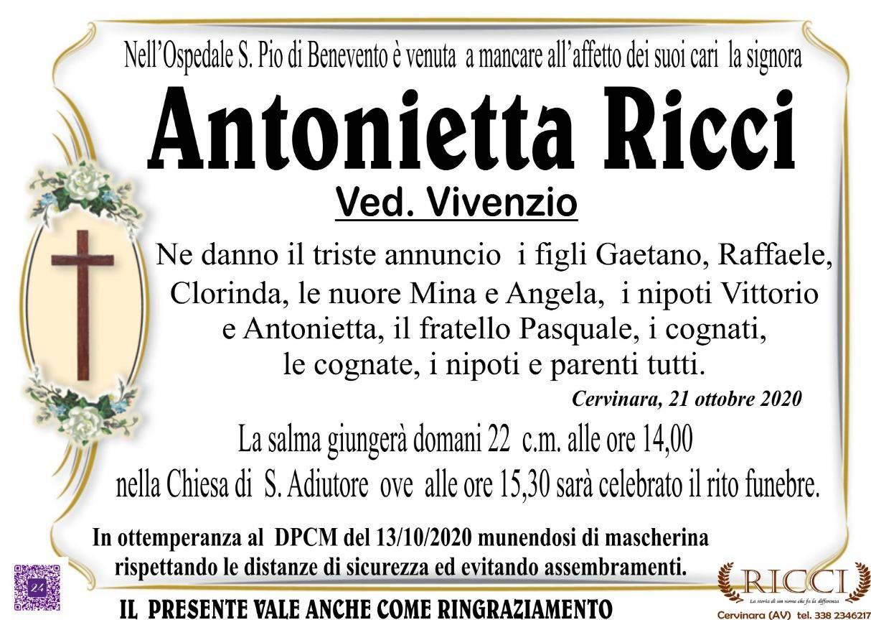 Antonietta Ricci
