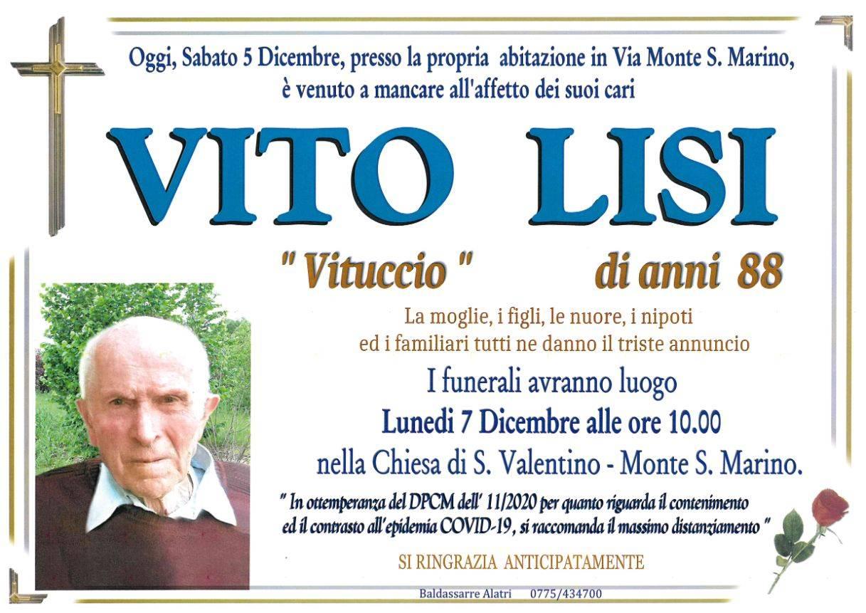 Vito Lisi