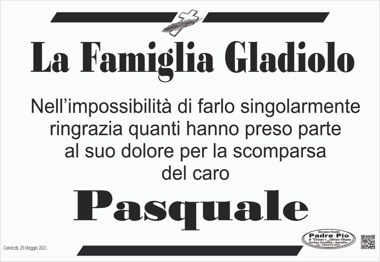 Pasquale Gladiolo