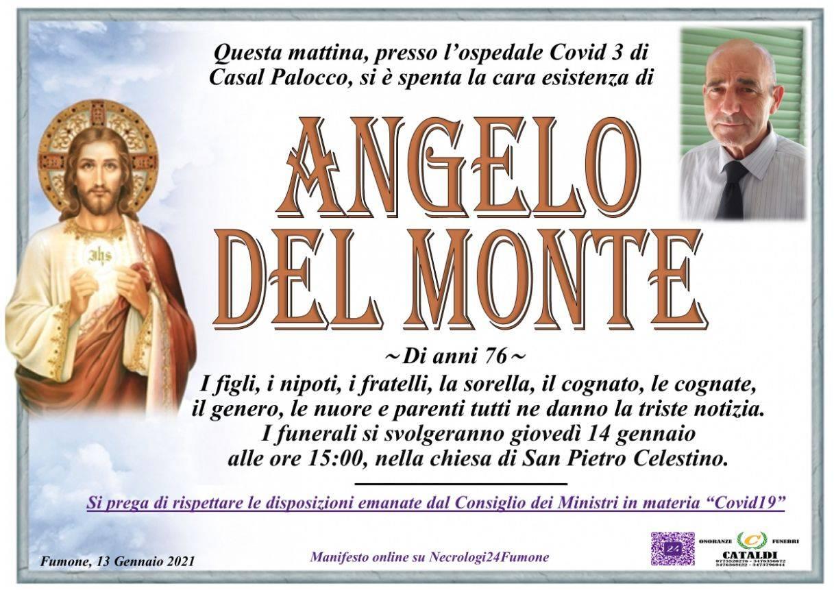 Angelo Del Monte