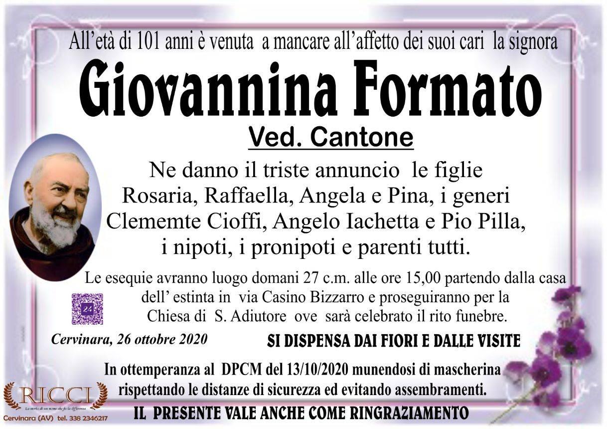 Giovannina Formato