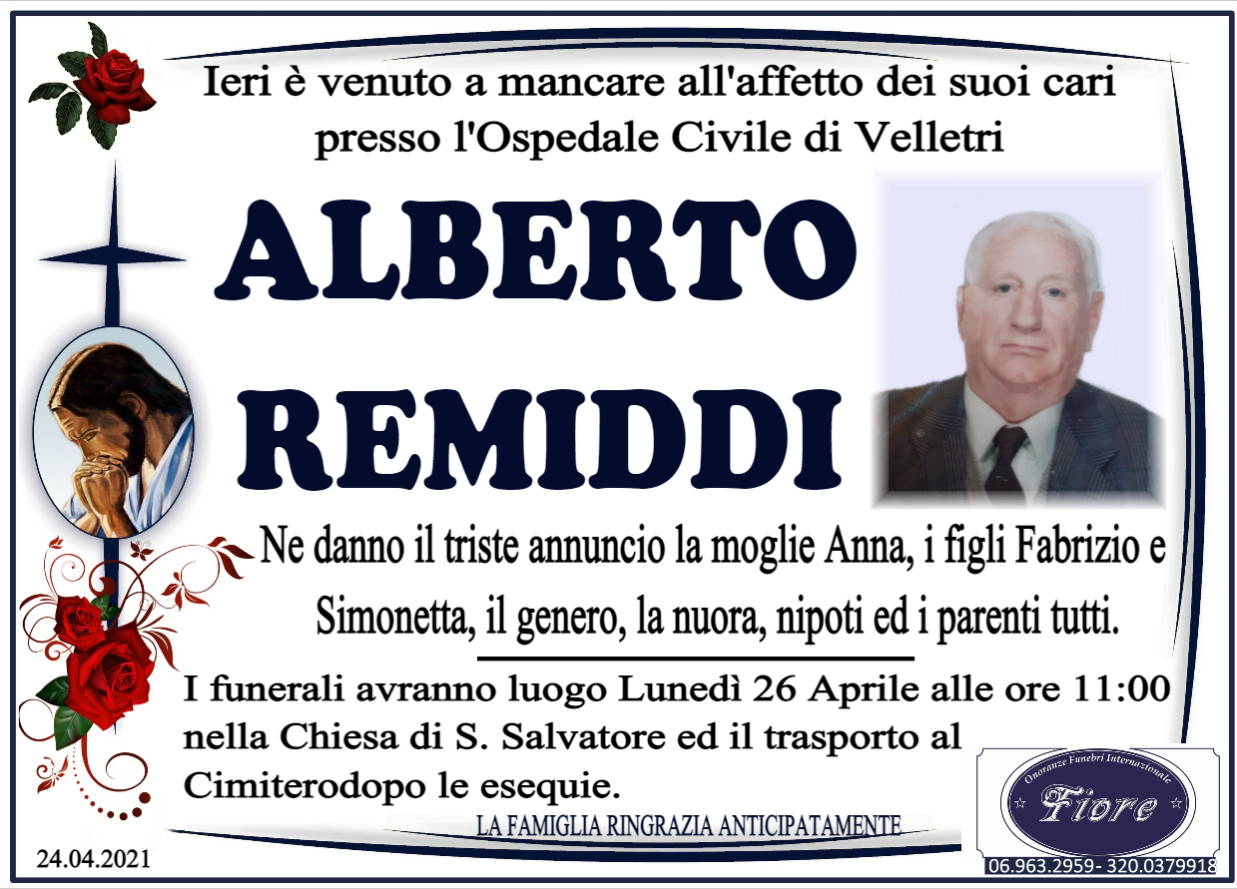 Alberto Remiddi