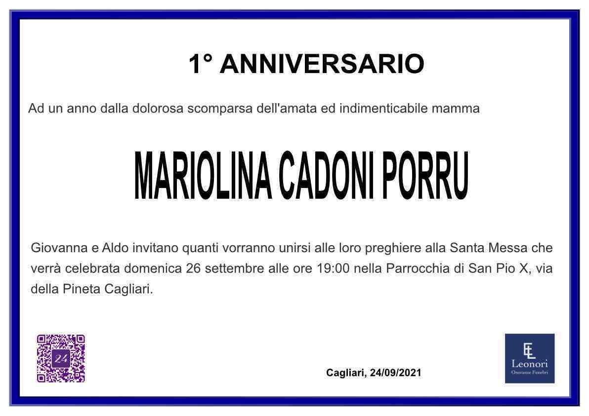 Mariolina Porru