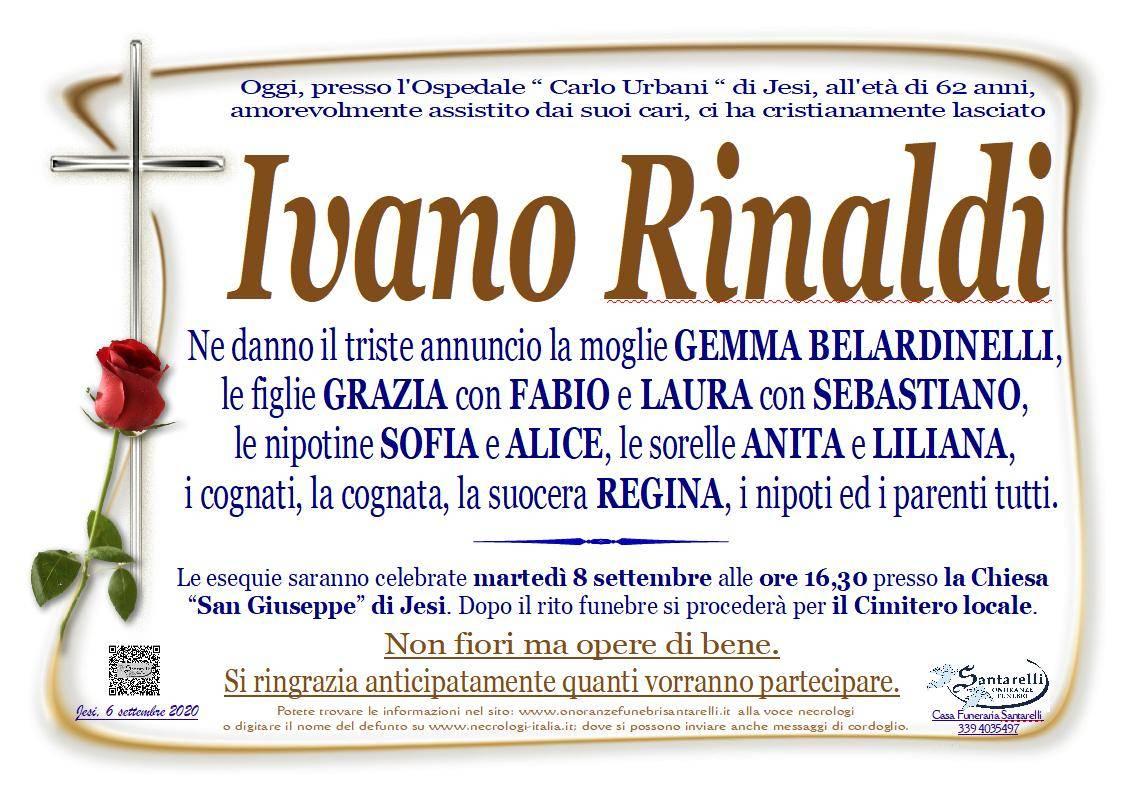 Ivano Rinaldi