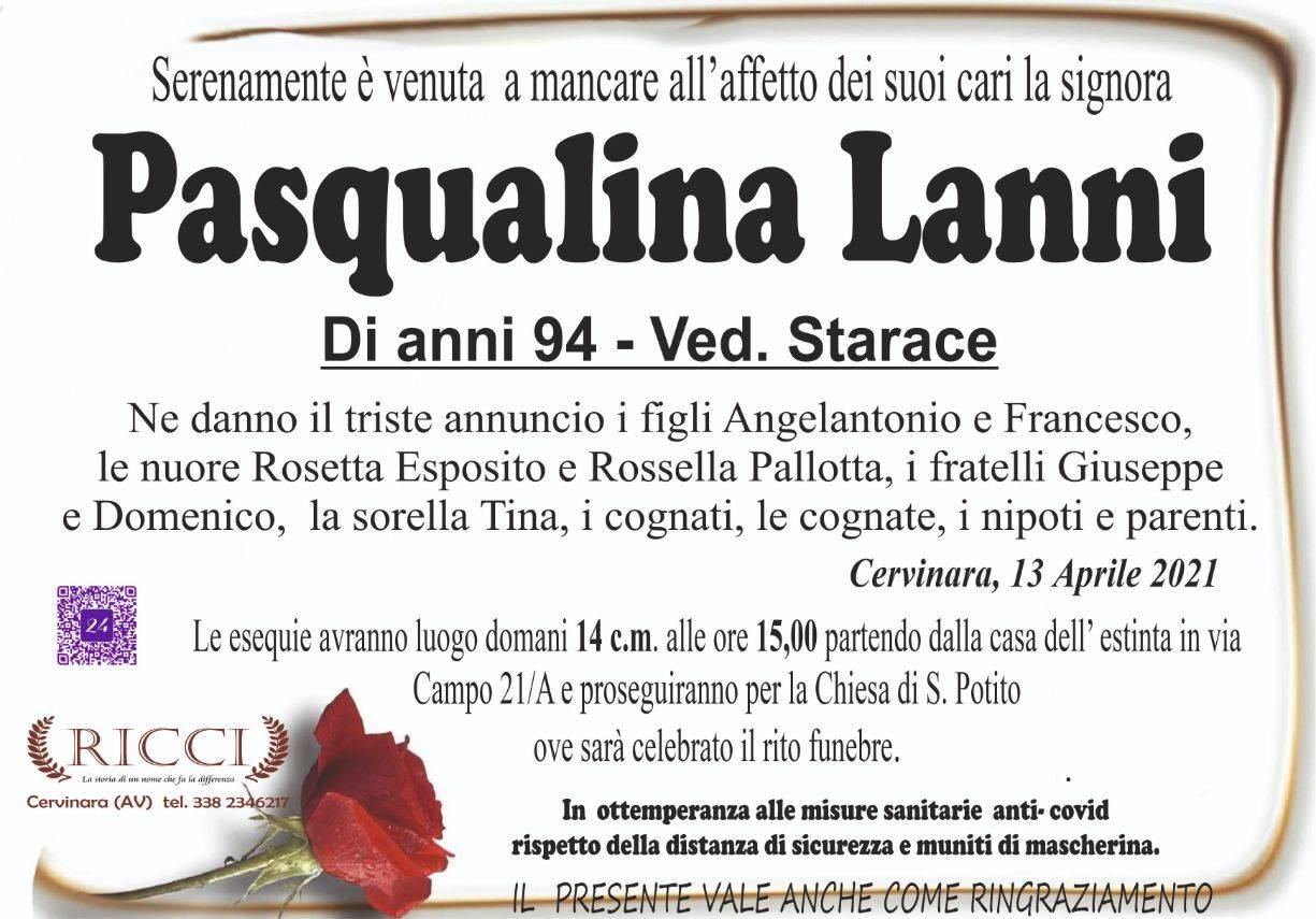 Pasqualina Lanni