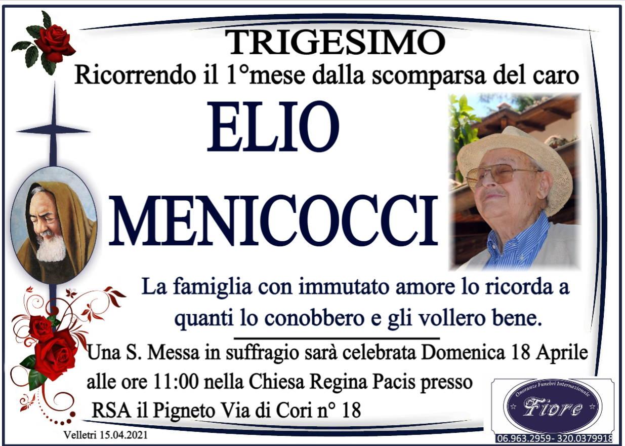 Elio Menicocci