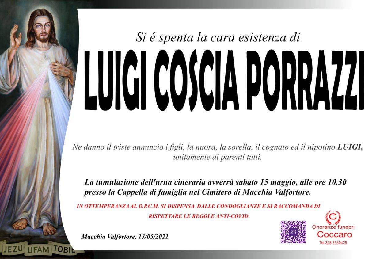 Luigi Coscia Porrazzi