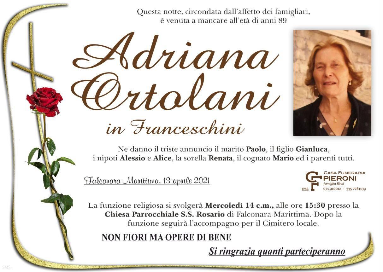 Adriana Ortolani