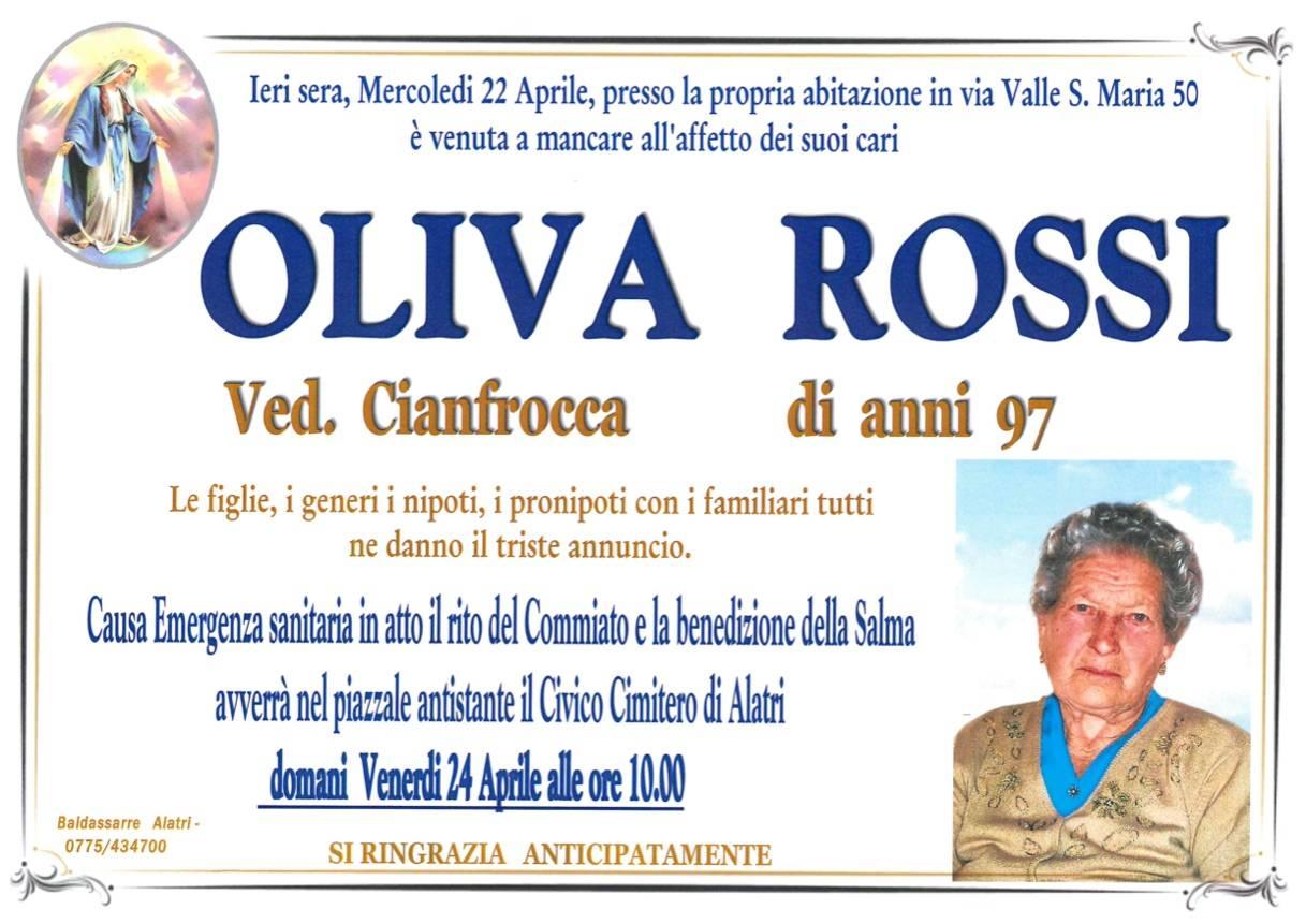 Oliva Rossi