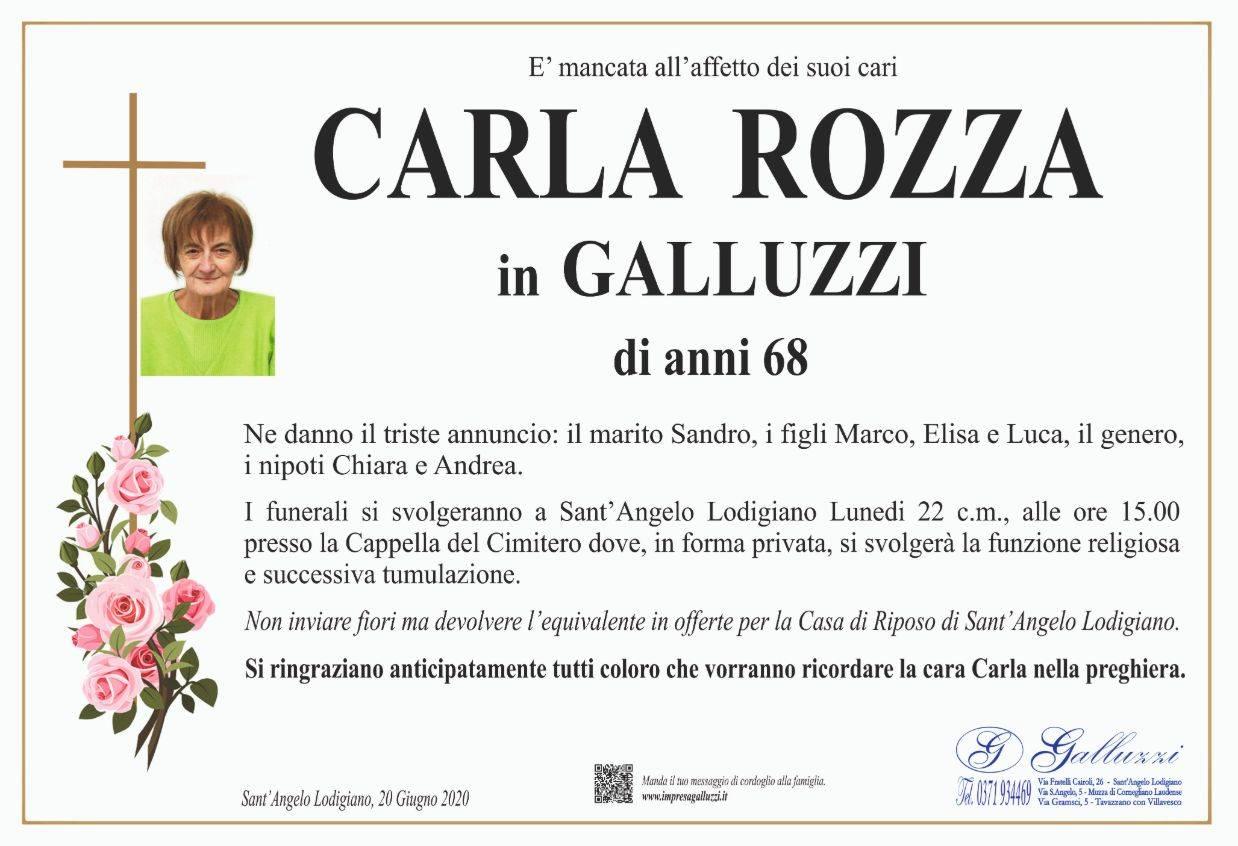Carla Rozza