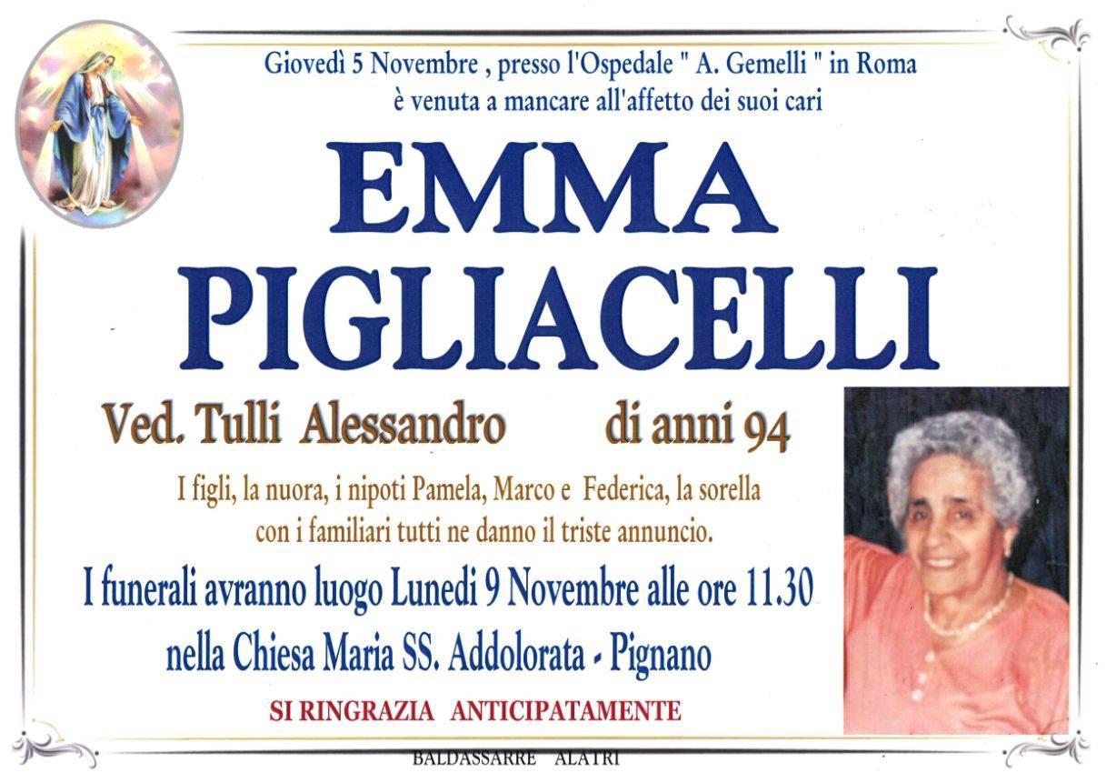 Emma Pigliacelli