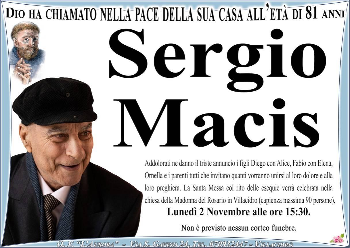 Sergio Macis