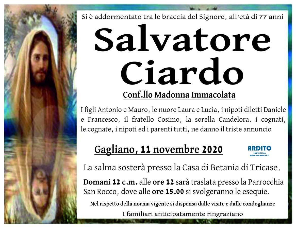 Salvatore Ciardo
