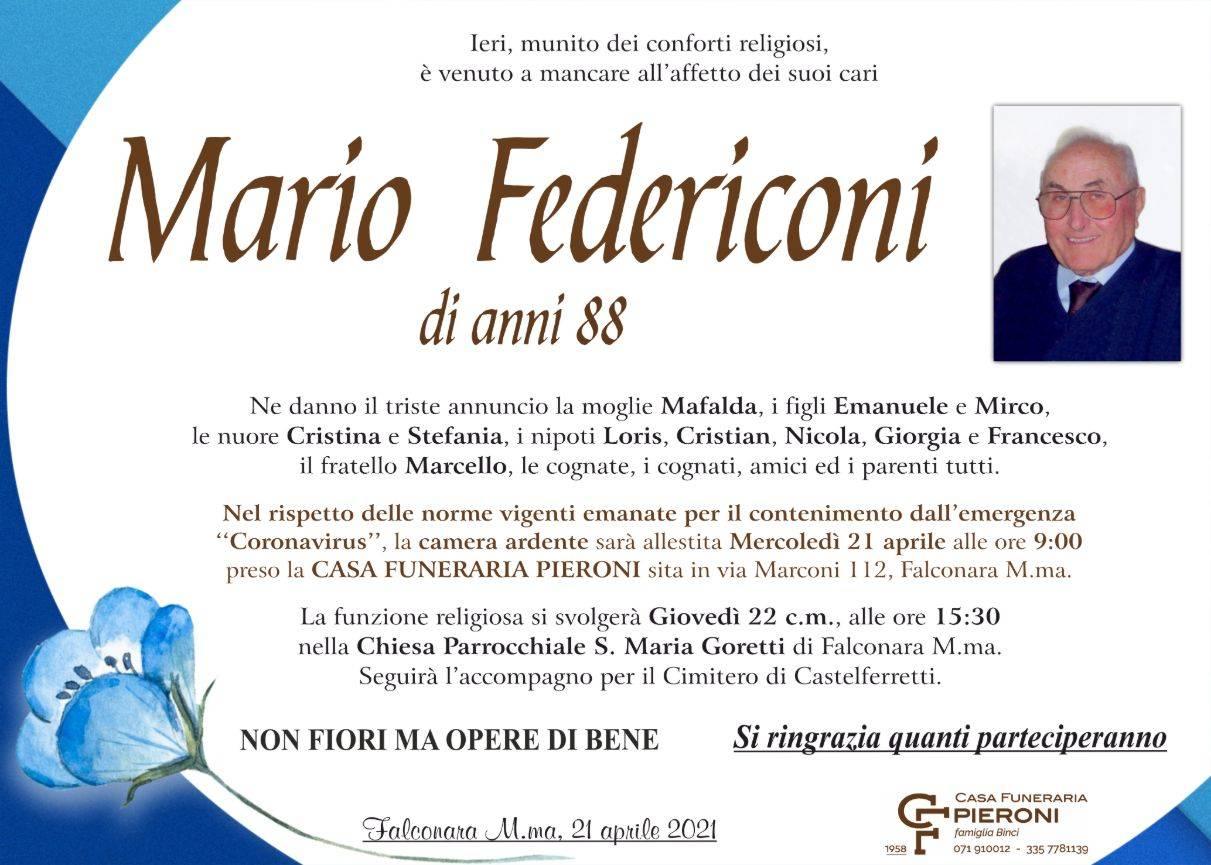Mario Federiconi