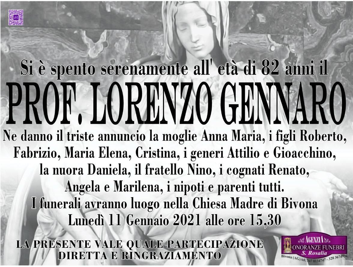 Lorenzo Gennaro
