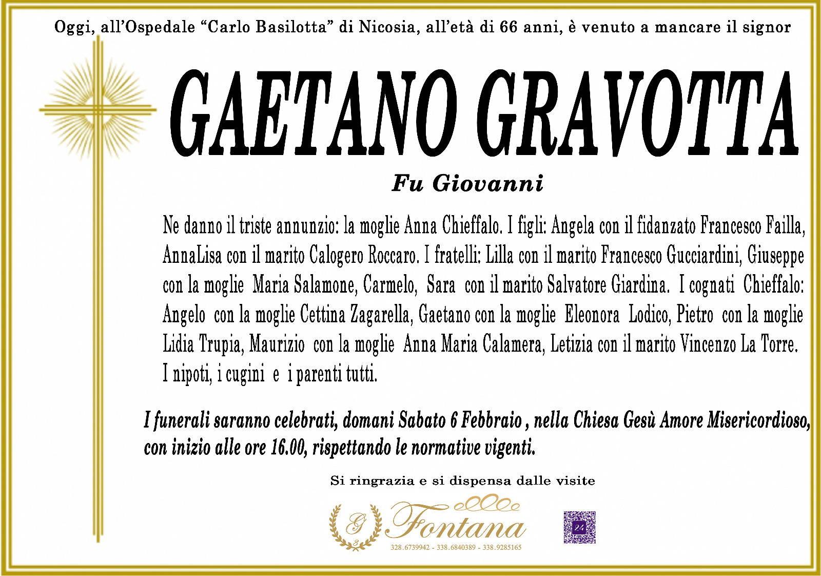 Gaetano Gravotta