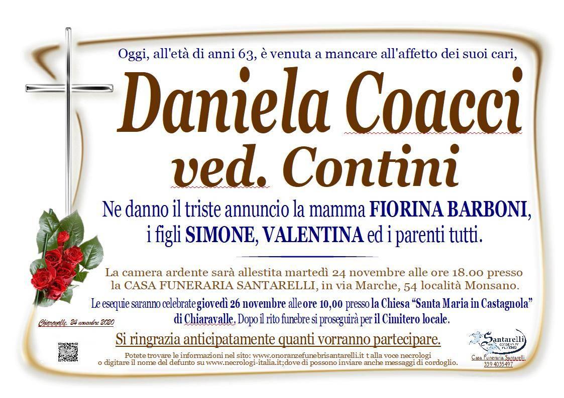 Daniela Coacci