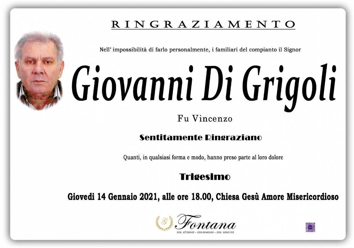 Giovanni Di Grigoli