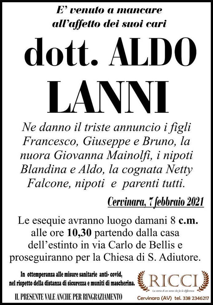 Aldo Lanni