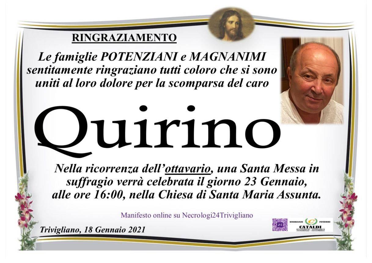 Quirino Potenziani