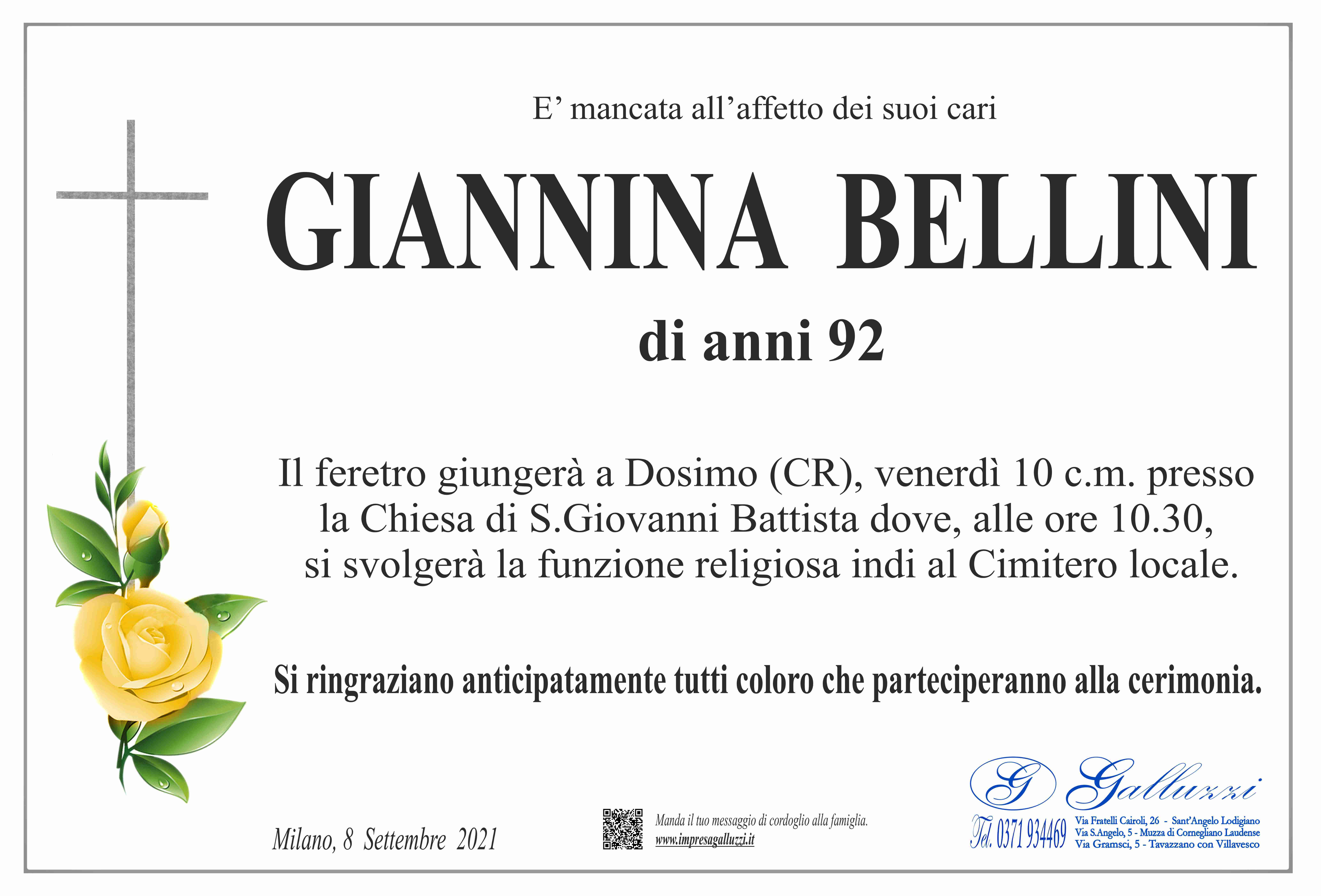 Giannina Bellini