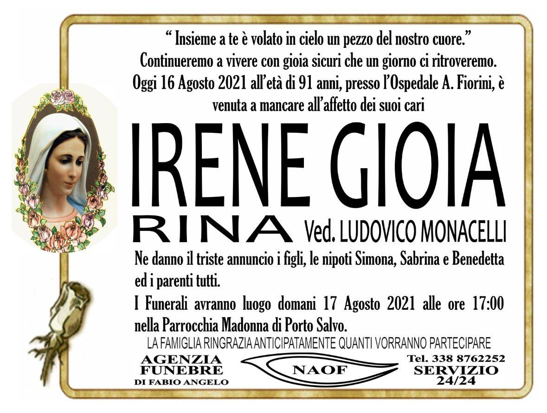 Irene Gioia