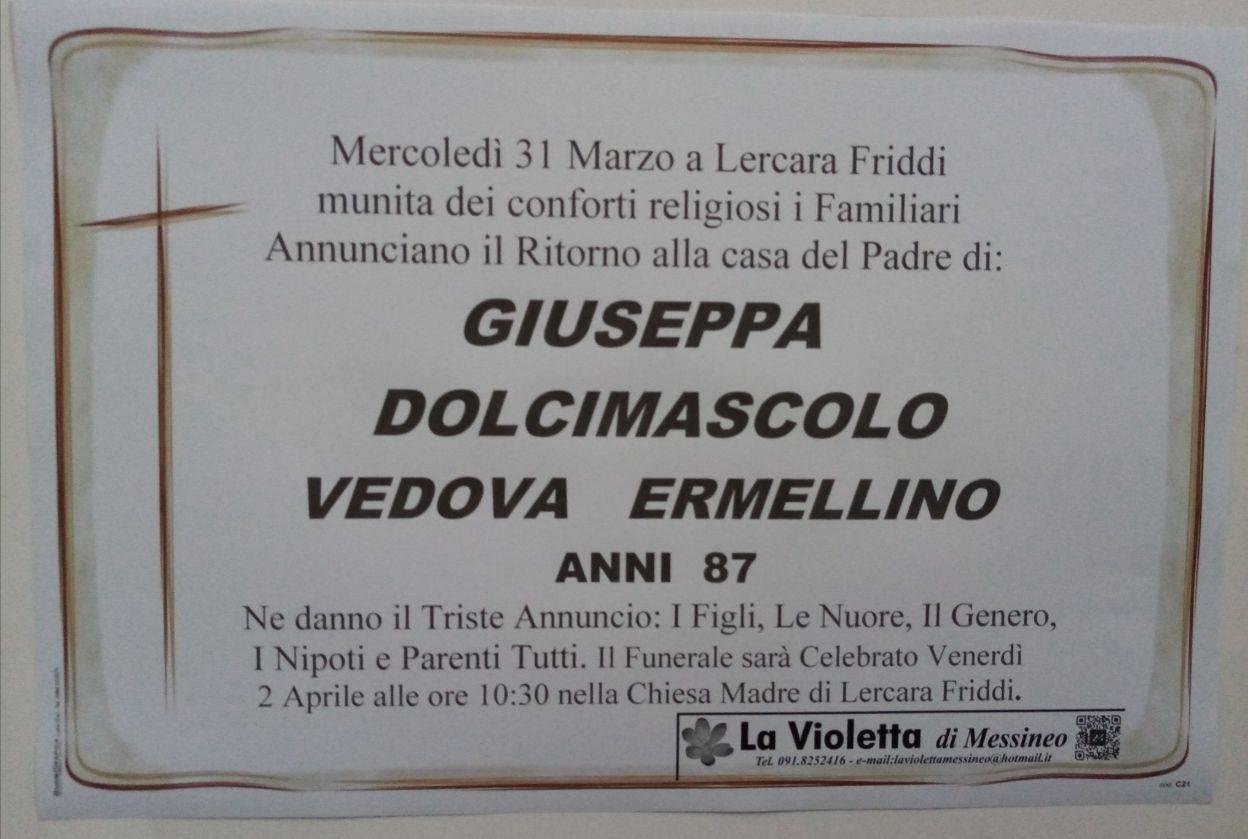 Giuseppa Dolcimascolo