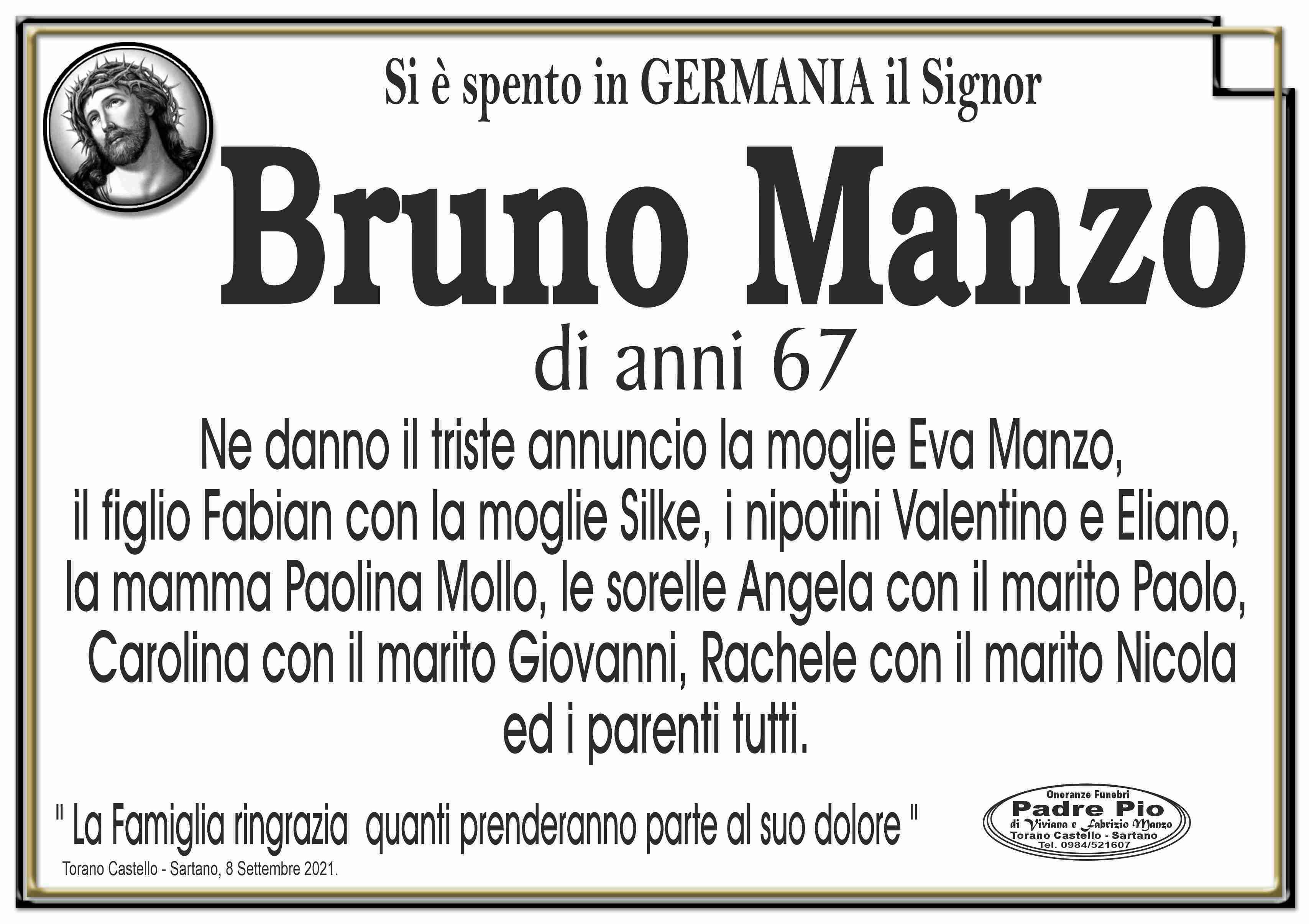 Bruno Manzo