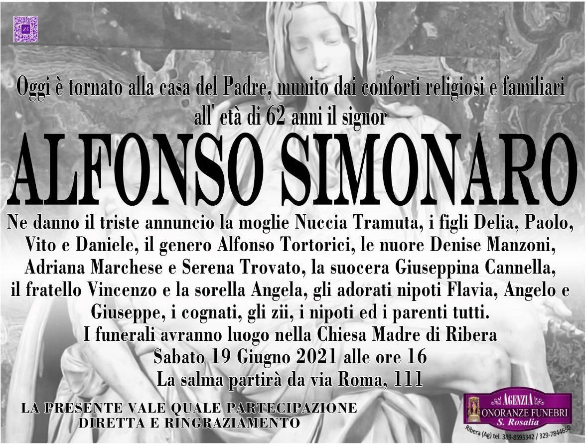 Alfonso Simonaro