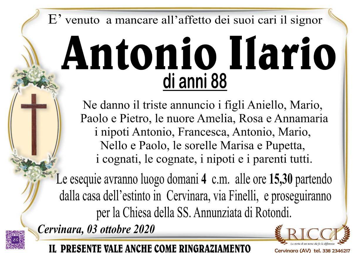 Antonio Ilario