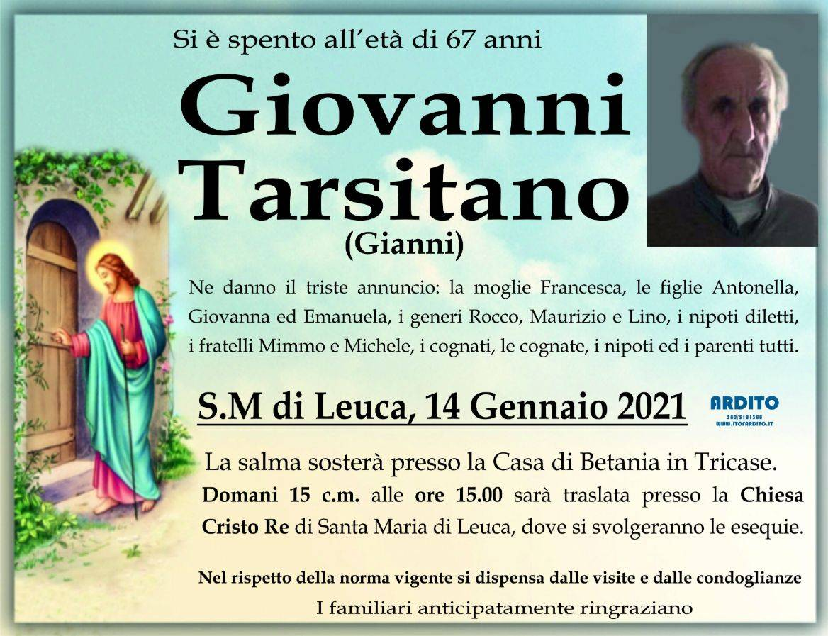 Giovanni Tarsitano