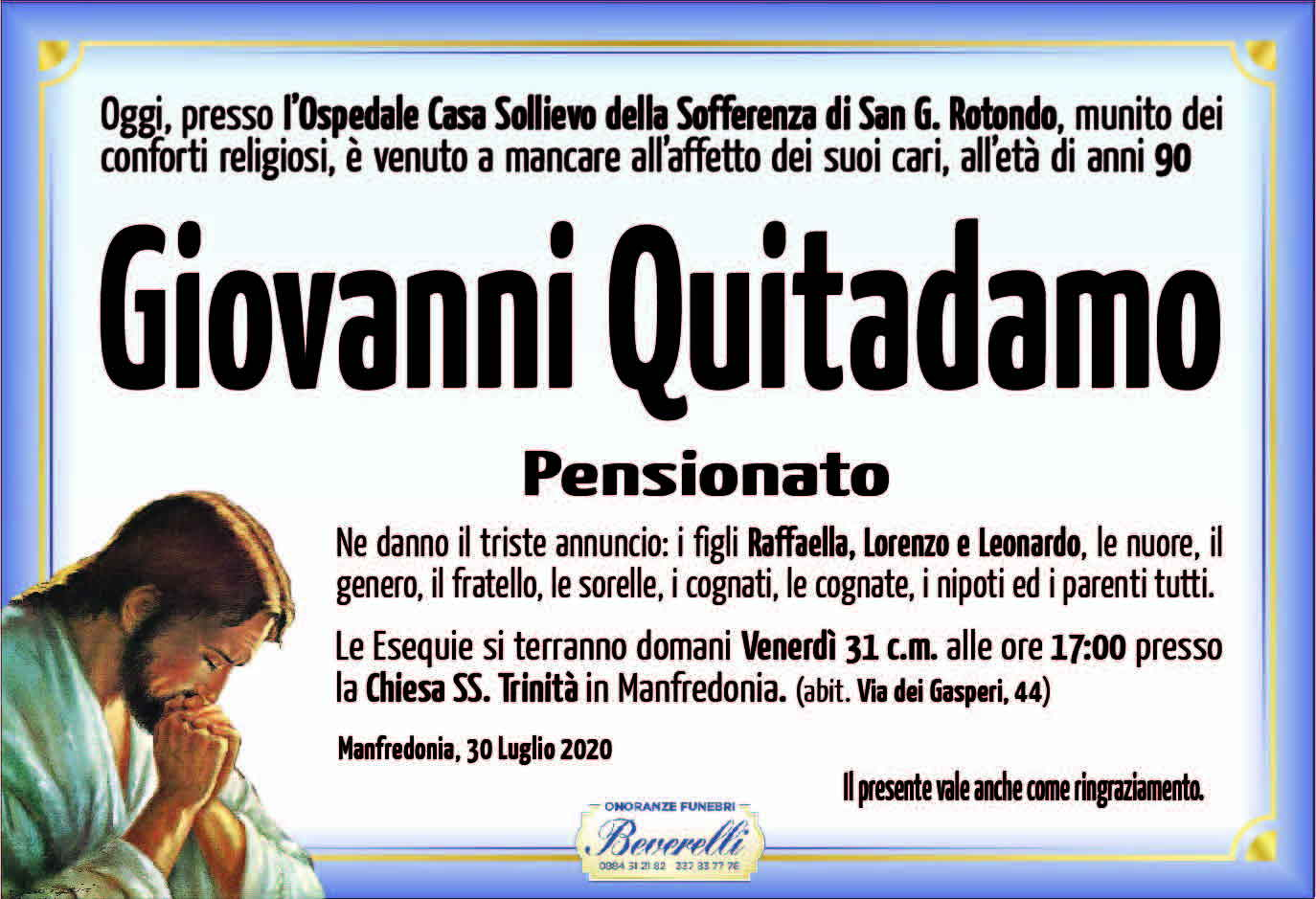 Giovanni Quitadamo