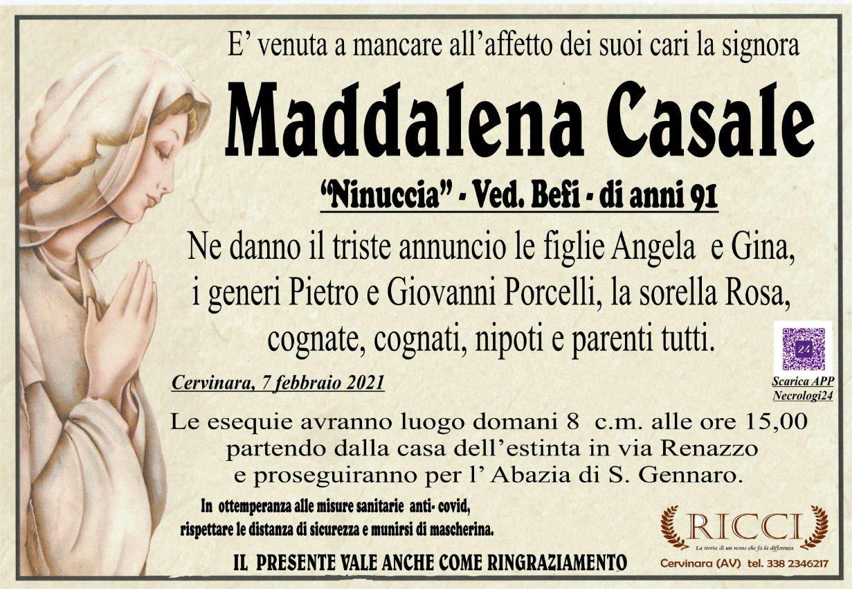 Maddalena Casale