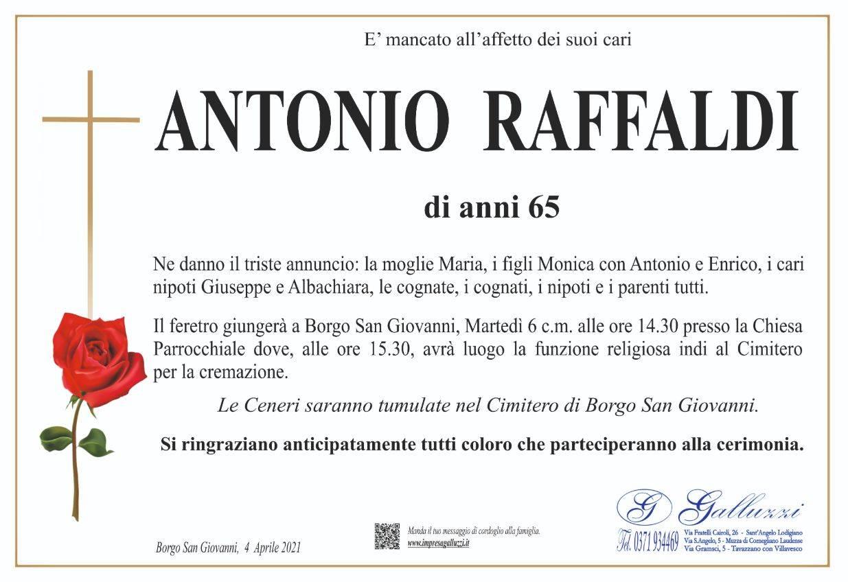Antonio Raffaldi