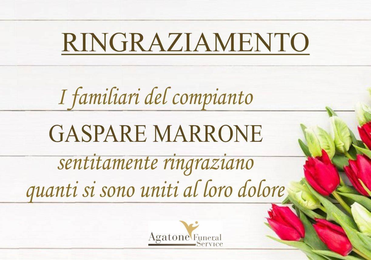 Gaspare Marrone