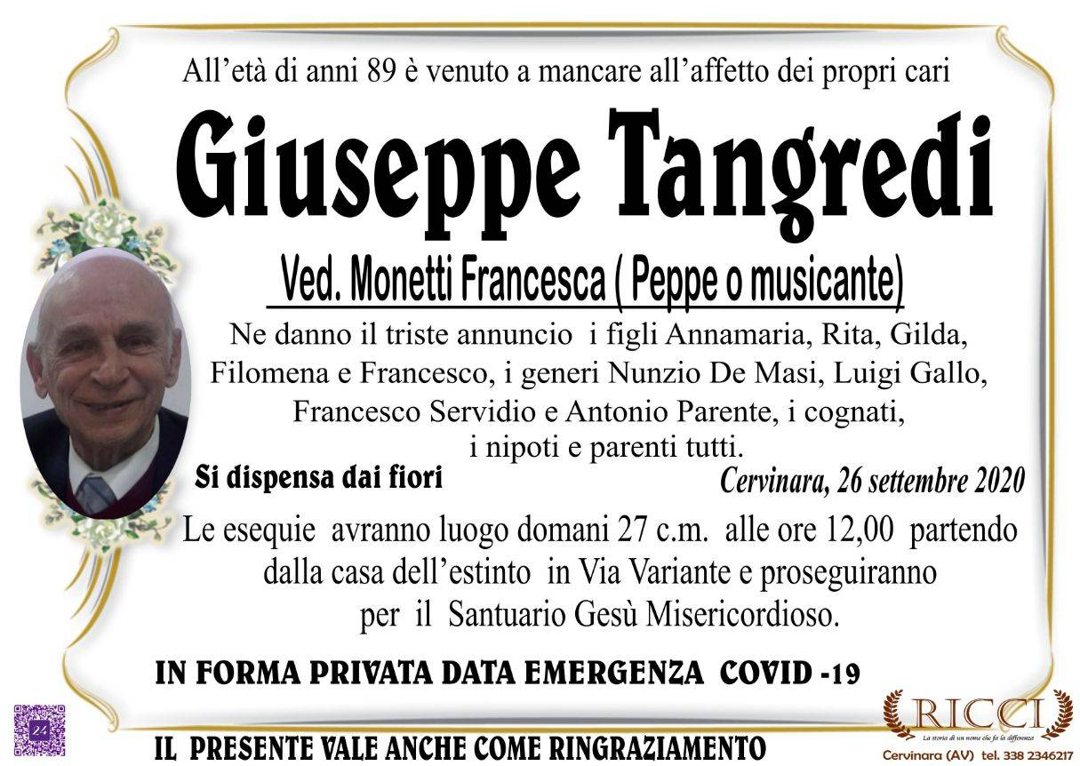 Giuseppe Tangredi