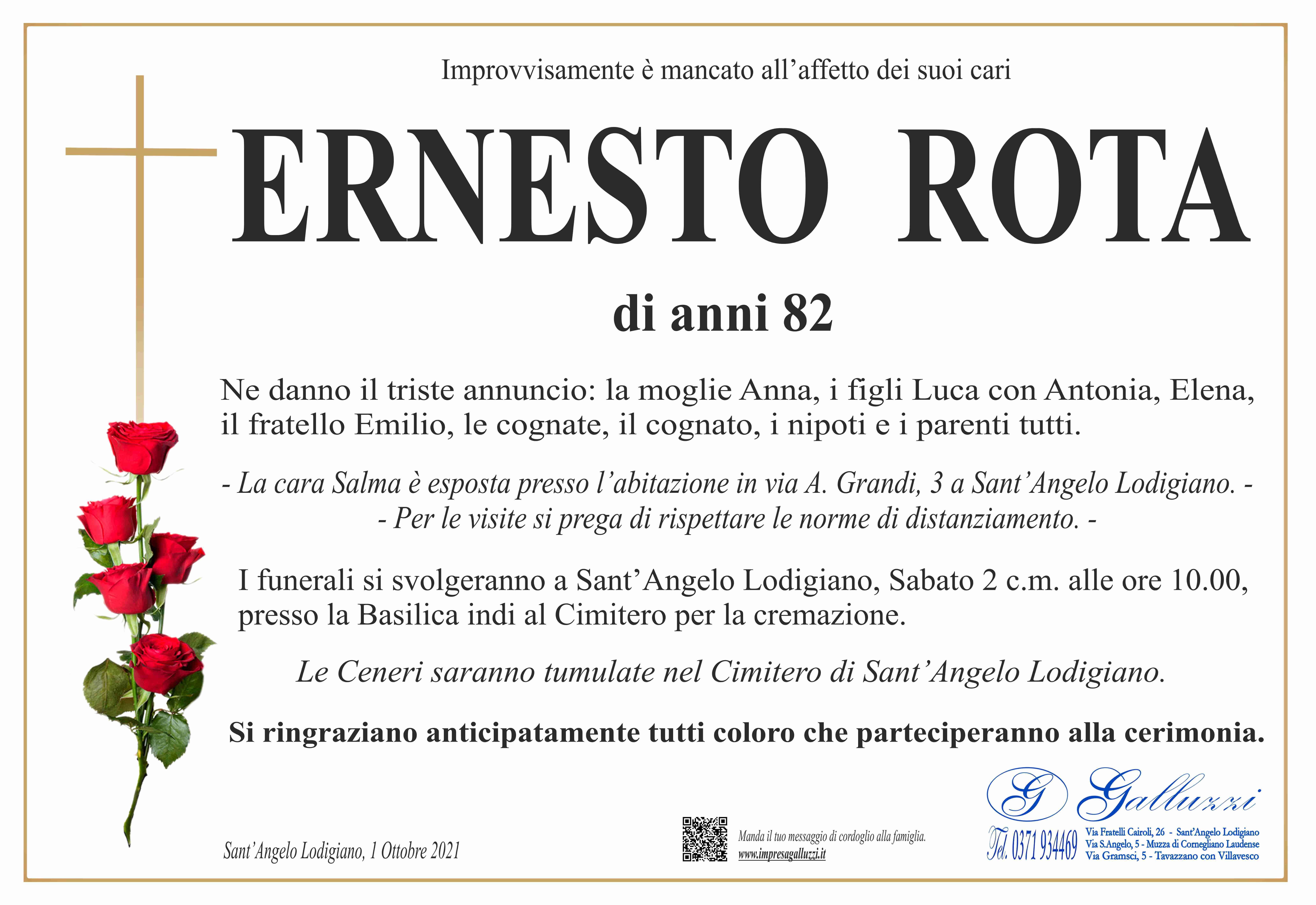 Ernesto Rota