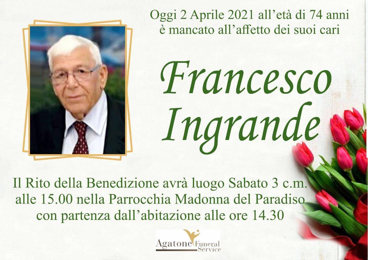 Francesco Ingrande