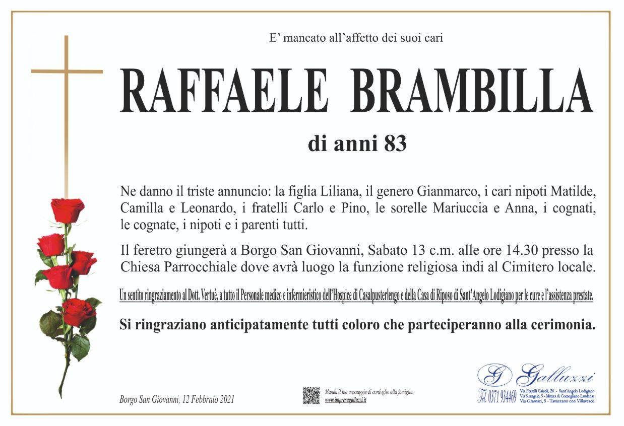 Raffaele Brambilla