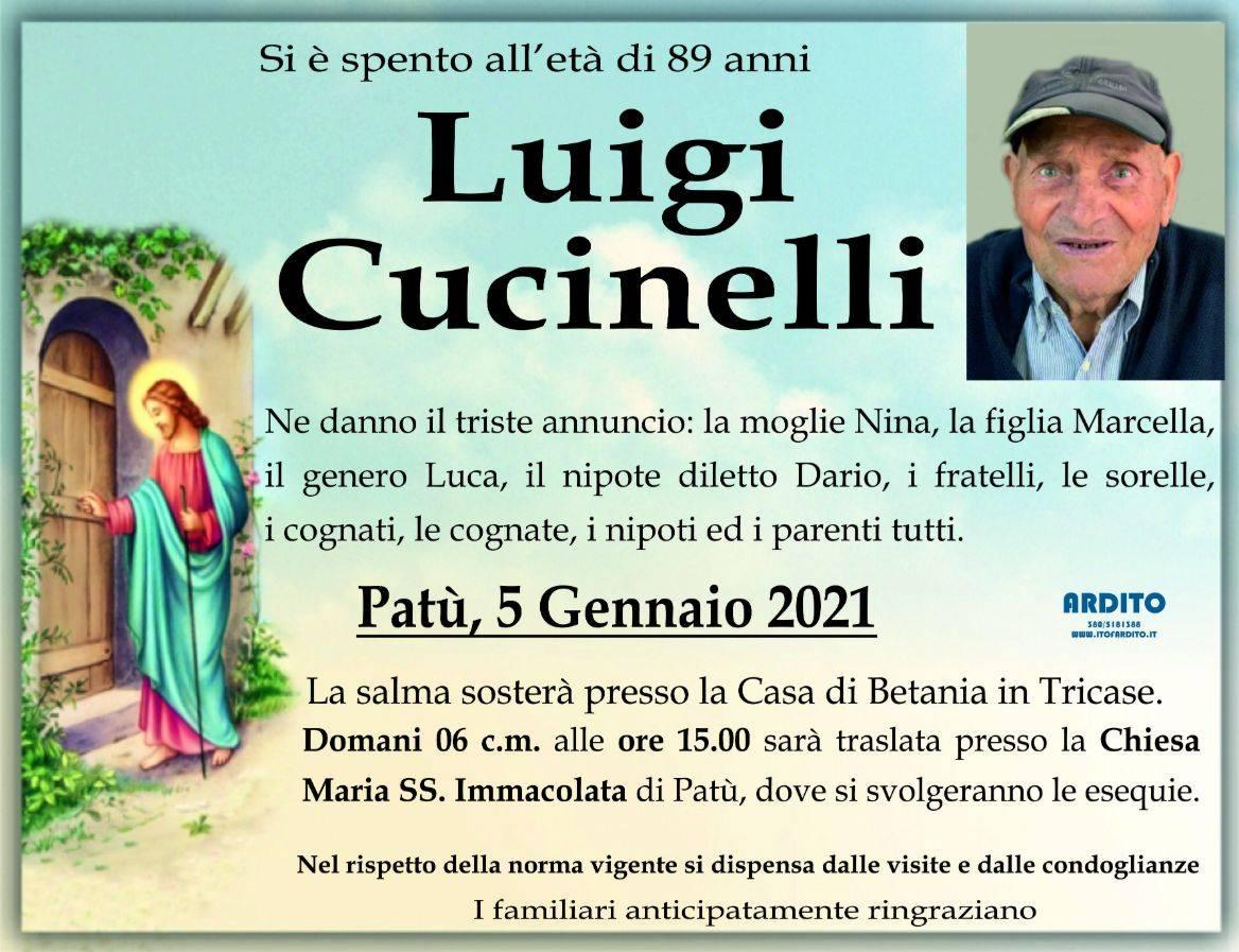 Luigi Cucinelli